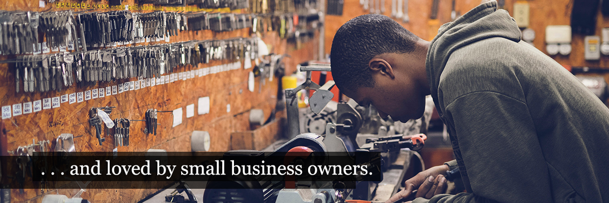 Small business owners - About Us